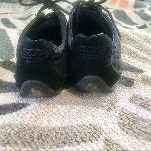 Coach Shoes - Coach Remonna signature jacquard sneakers